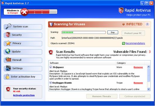 Rapid Antivirus