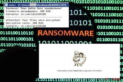 RaRuCrypt virus