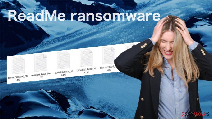 ReadMe file virus