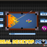 Real Desktop Pool ads