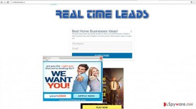 Real-Time-Leads-example