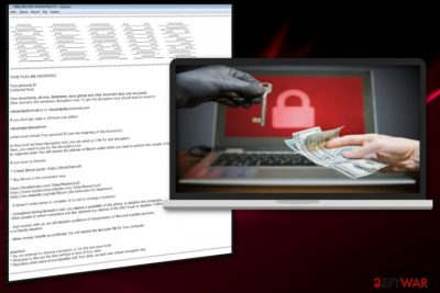 Rebus ransomware