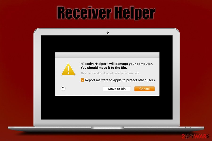 Receiver Helper