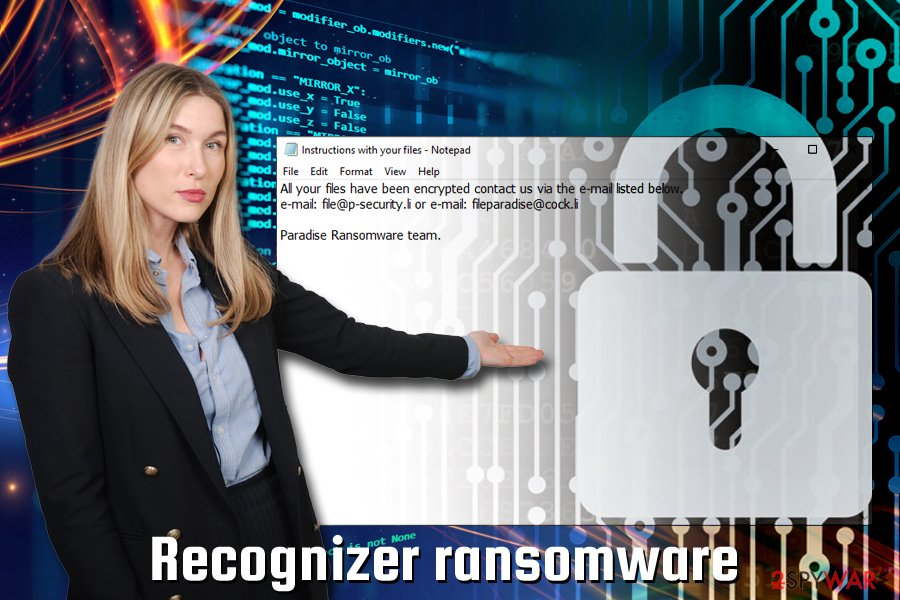 Recognizer virus