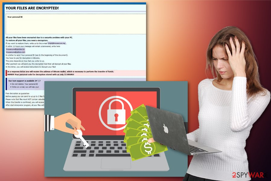 Recoverfile@protonmail.com  ransomware