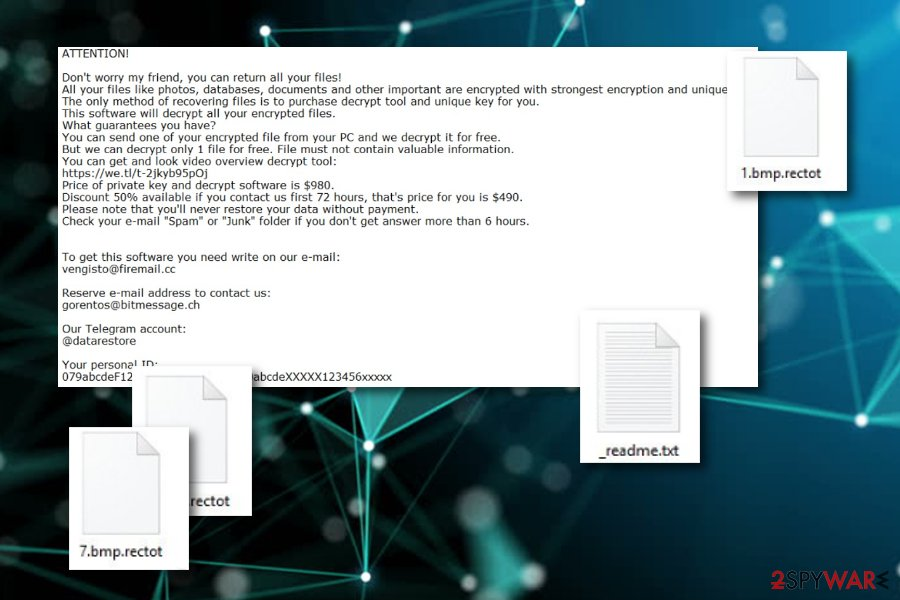 Rectot ransomware