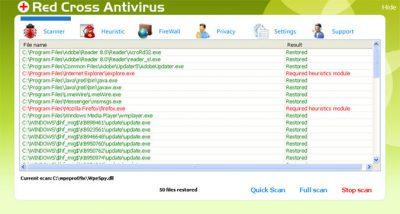 Red Cross Antivirus