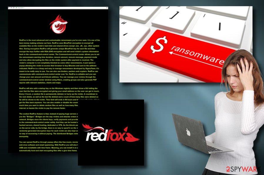 RedFox cryptovirus