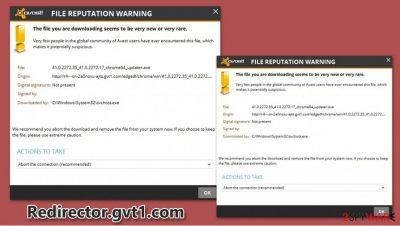 Gvt1.com redirect