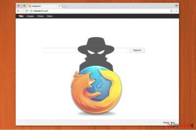 Redisearch.com virus image