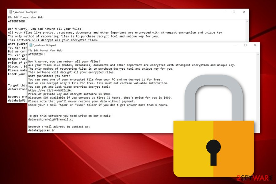 Redl malware