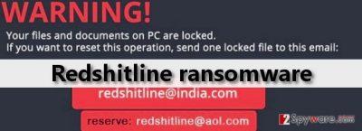 Redshitline virus