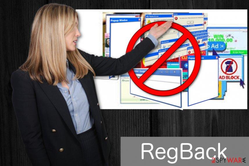 RegBack virus