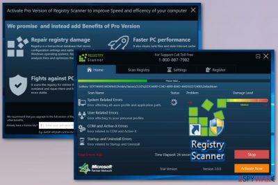 Registry Scanner by Lishbos