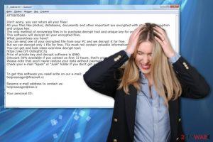 Reha ransomware