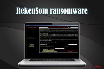 RekenSom ransomware