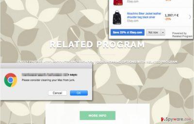 Related Program adware