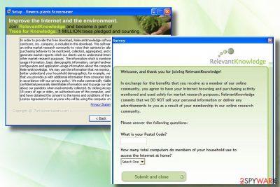 Relevant Knowledge virus