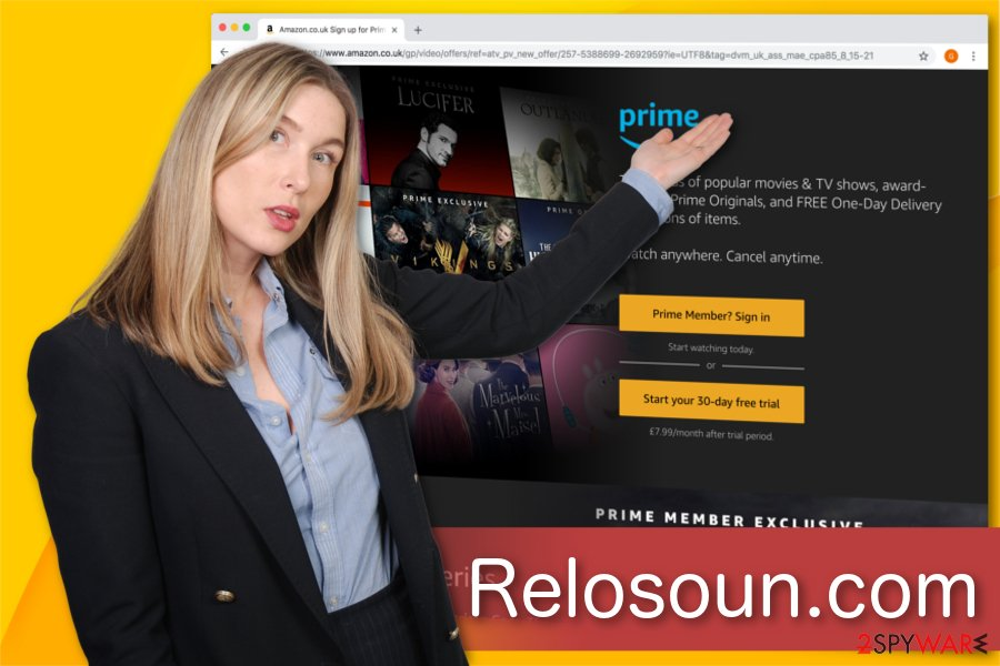Relosoun.com illustration