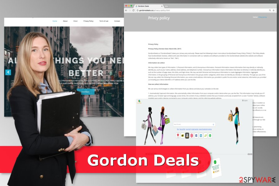 Image of Gordon Deals virus