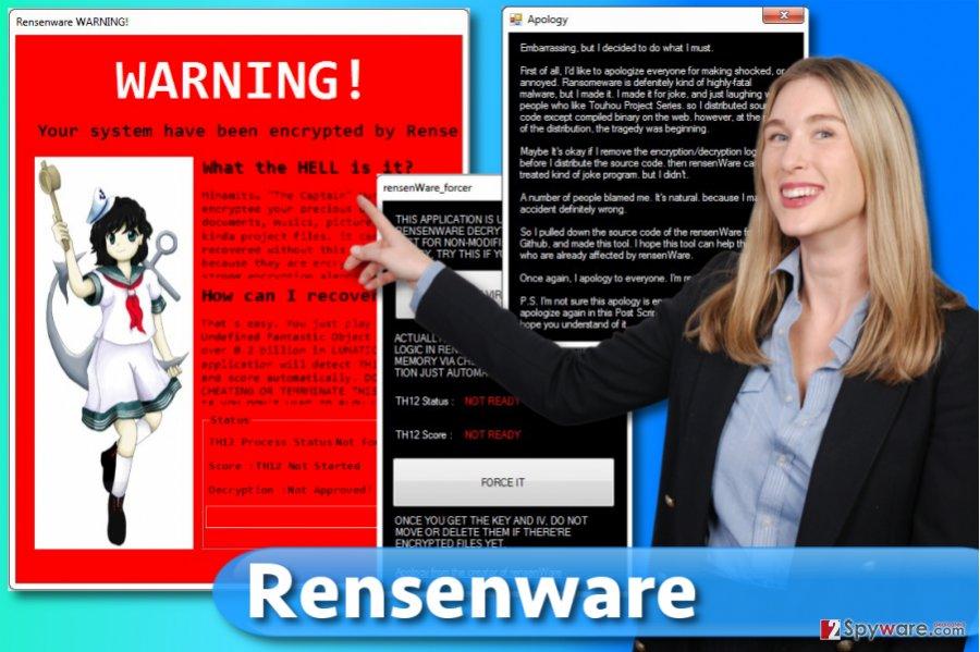 RensenWare virus