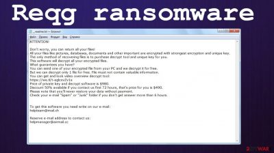 Reqg ransomware