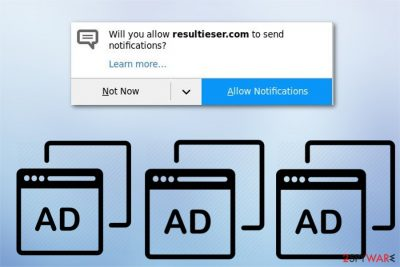 Resultieser.com adware