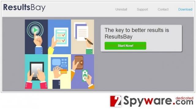 ResultsBay virus snapshot