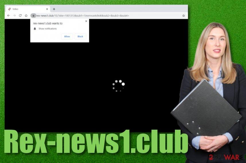 Rex-news1.club adware
