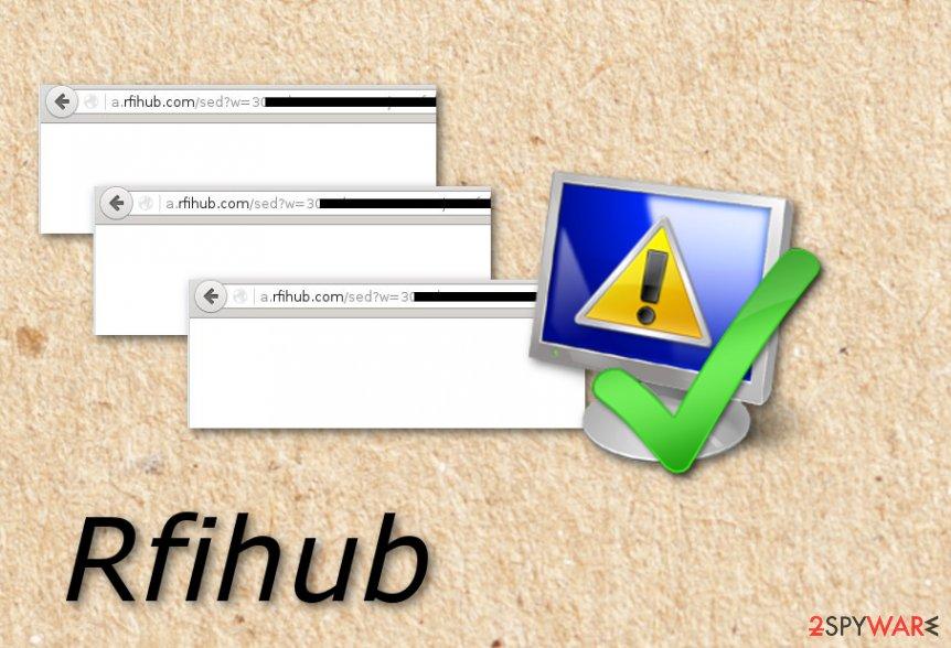 Rfihub adware program