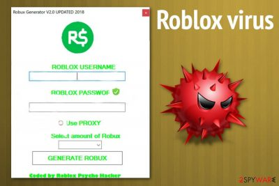 Roblox virus