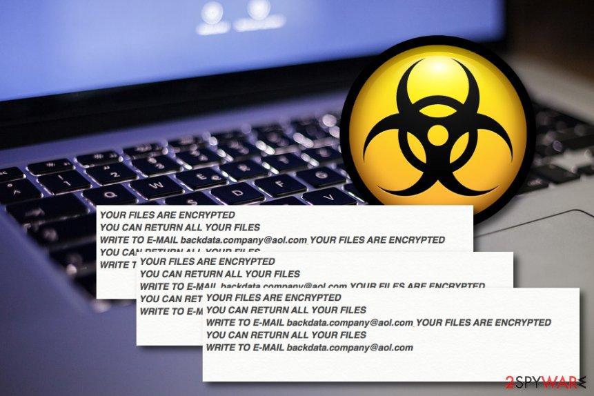 Roger ransomware virus