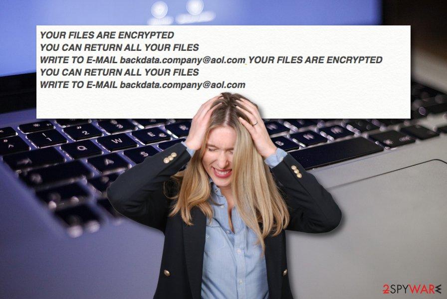 Roger ransomware