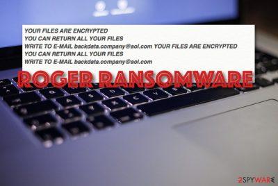 Roger file virus