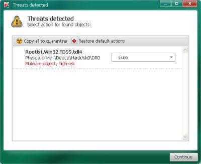 Rootkit.TDSS