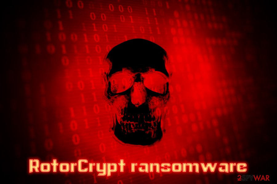 RotorCrypt ransowmare