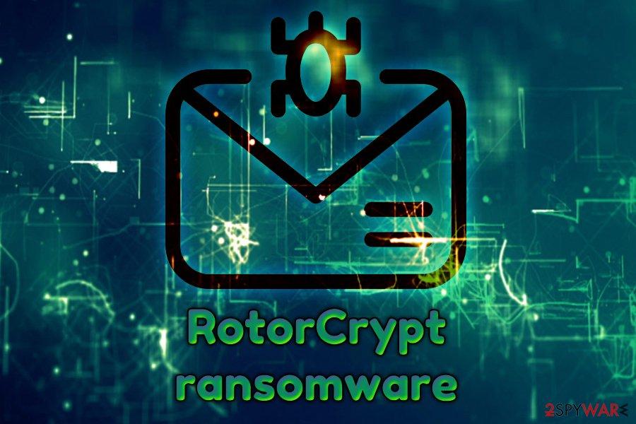 RotorCrypt malware