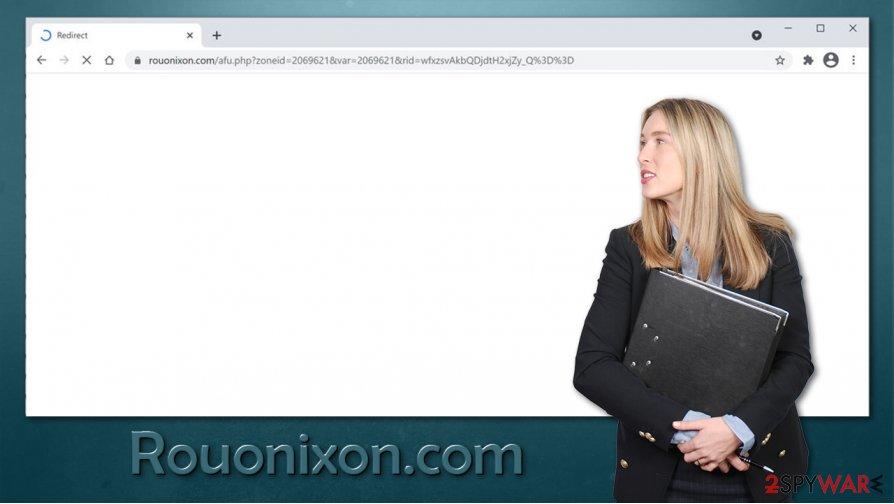 Rouonixon.com virus
