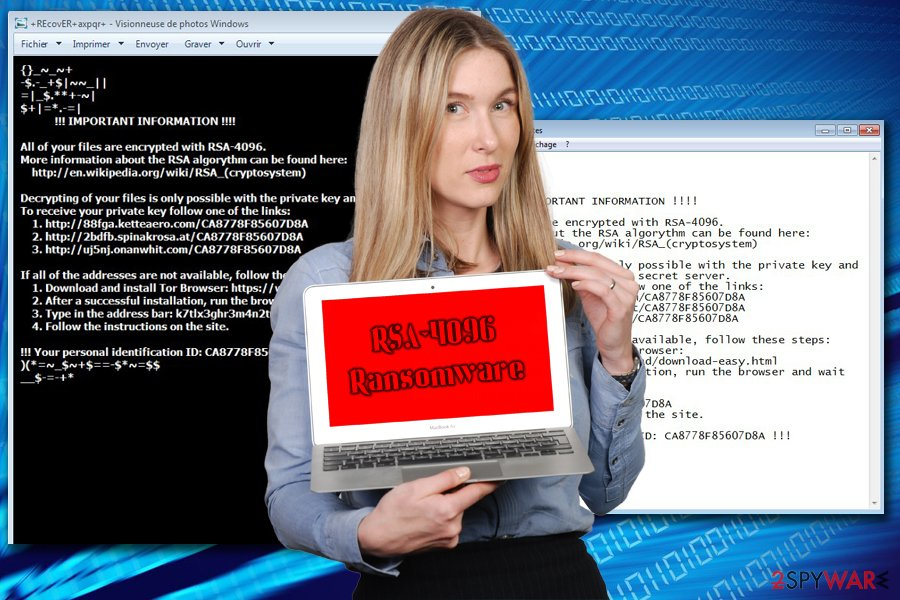 RSA-4096 virus