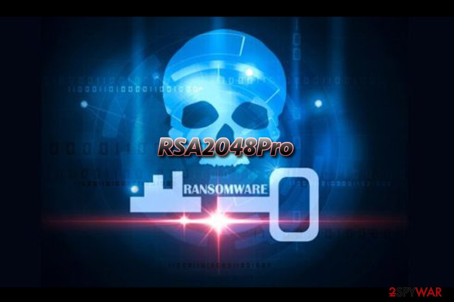 RSA2048Pro virtual threat