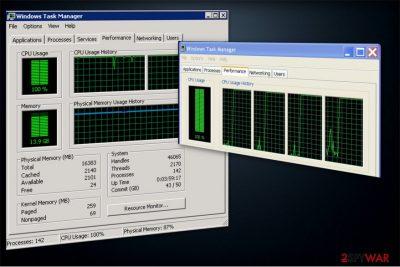 RubyMiner malware image