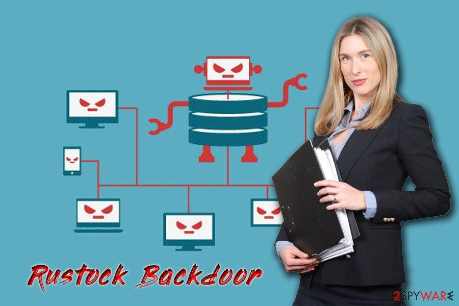 Rustock virus