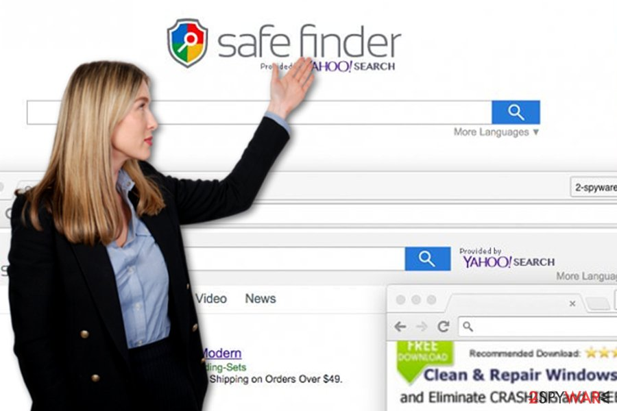 Safe Finder example