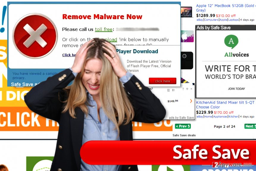 Safe Save virus