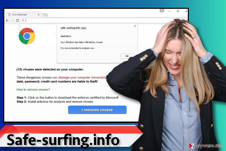 Safe-surfing.info ads