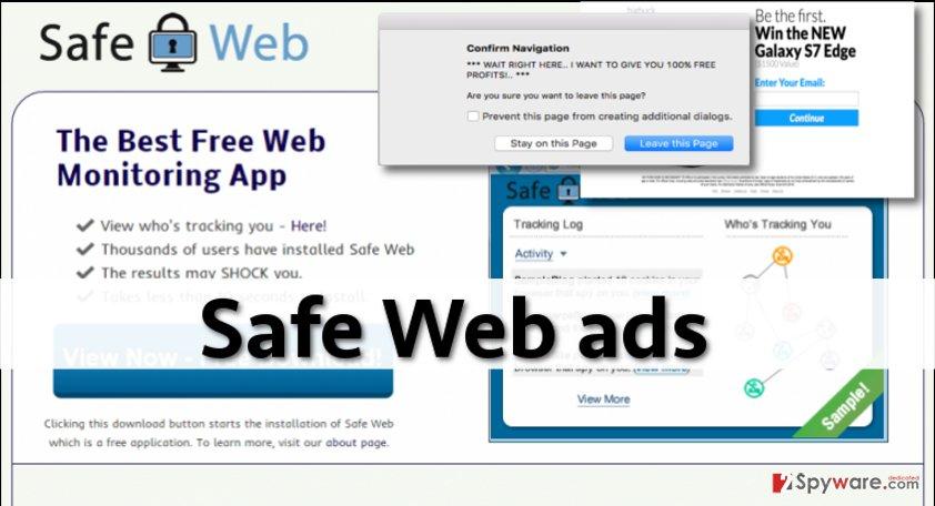 Safe Web virus