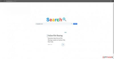 Safesearch4.ru browser hijacker