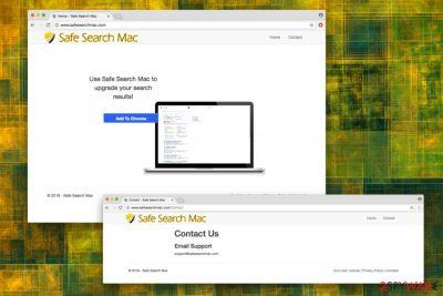 Safesearchmac.com virus