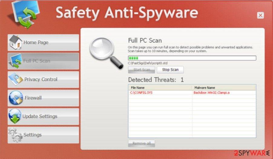 Safety Anti-Spyware