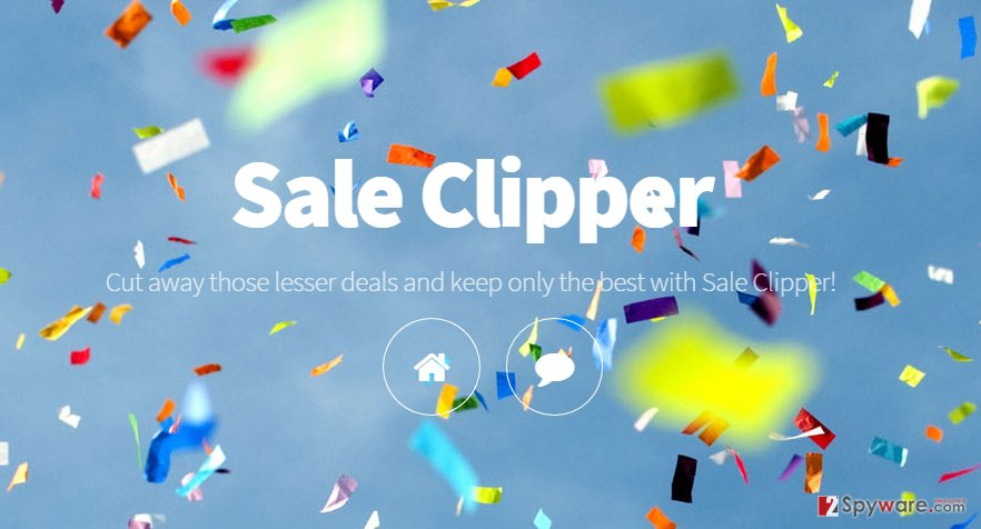 Sale Clipper ads